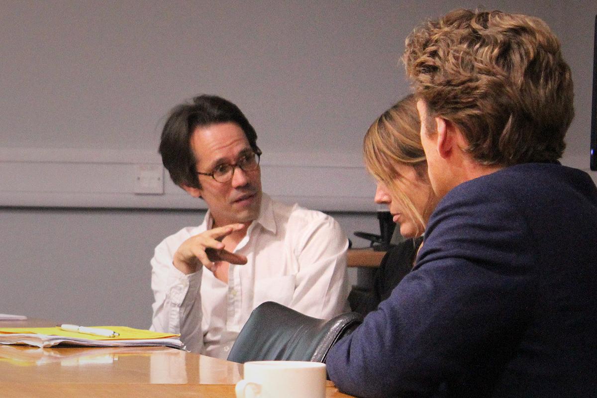Dr Gareth Owen. Creidt: Tom Prater / Maudsley Philosophy Group.